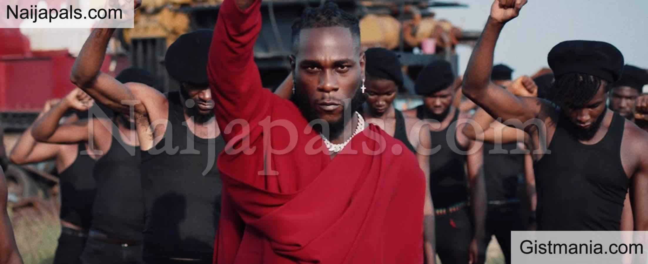 <img alt='.' class='lazyload' data-src='https://img.gistmania.com/emot/shocked.gif' /> <b>Some People Can't sing, But They Over Hype - Burna Boy Throws Shade At Some Musicians</b>