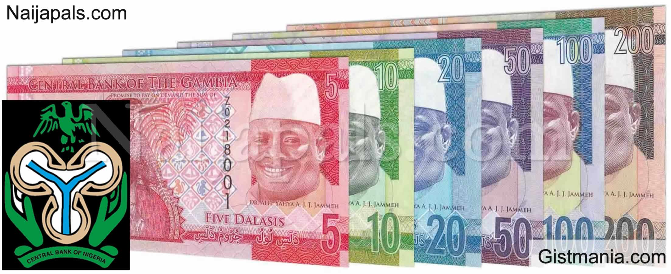 <img alt='.' class='lazyload' data-src='https://img.gistmania.com/emot/news.gif' /> <b>Central Bank of Nigeria Accepts to Print Gambia's Currency</b>