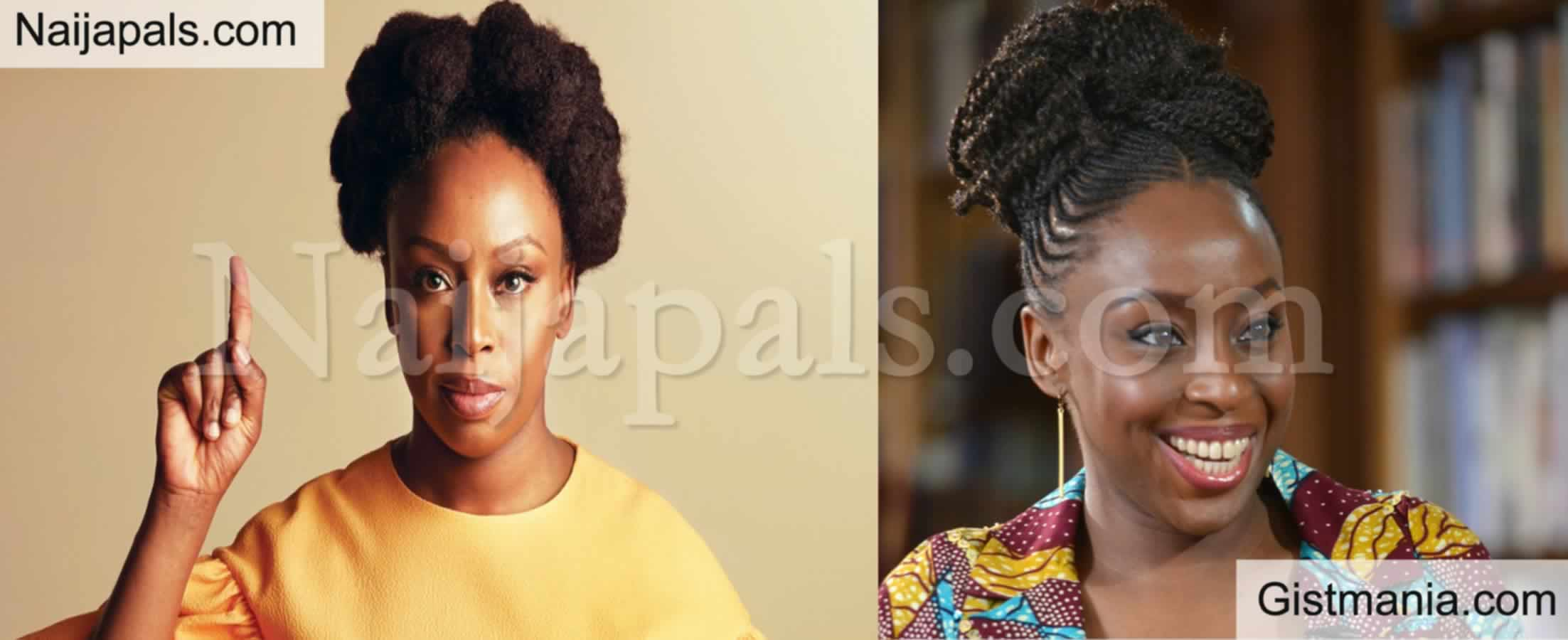 <img alt='.' class='lazyload' data-src='https://img.gistmania.com/emot/video.gif' /> <b>I Regret Not Becoming a US Citizen</b> - Nigerian Writer Chimamanda Adichie Reveals (Video)