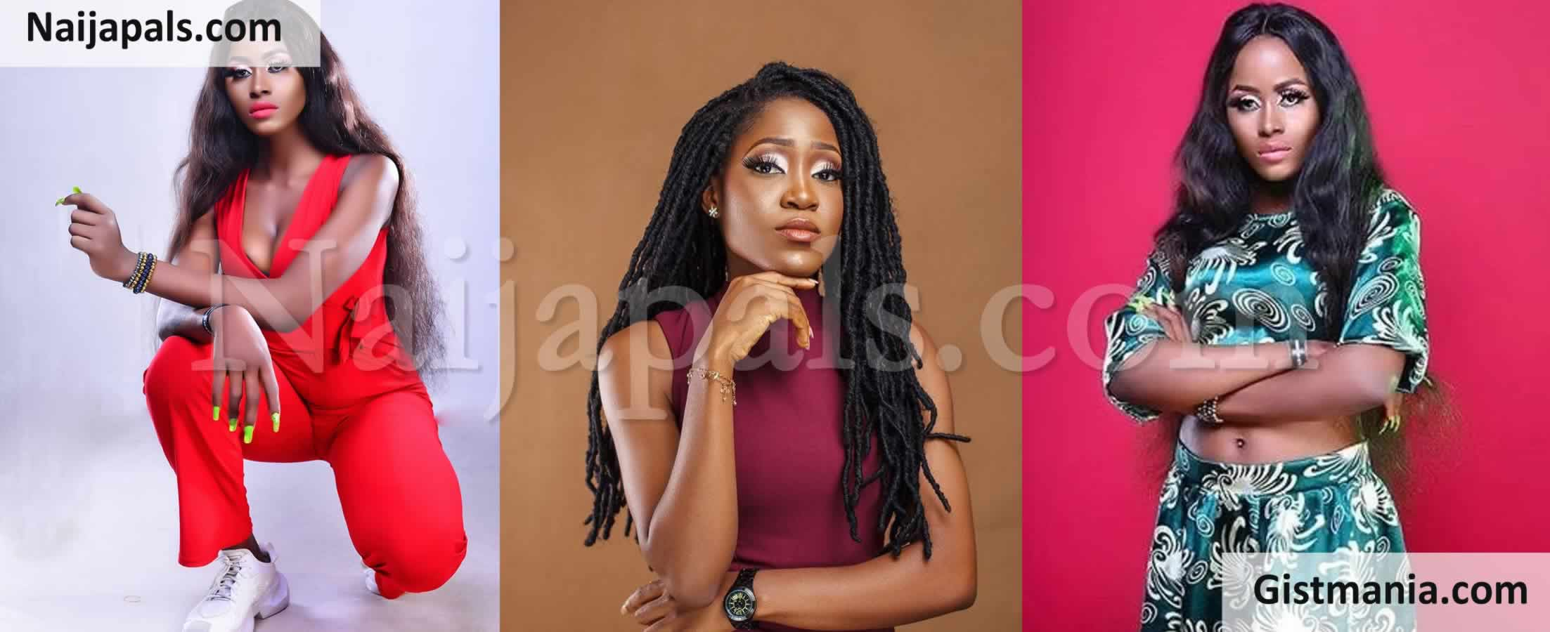 <img alt='.' class='lazyload' data-src='https://img.gistmania.com/emot/comment.gif' /> <b>For Me Sex Is Sacred, Spiritual</b> – Actress, Chisom Steve