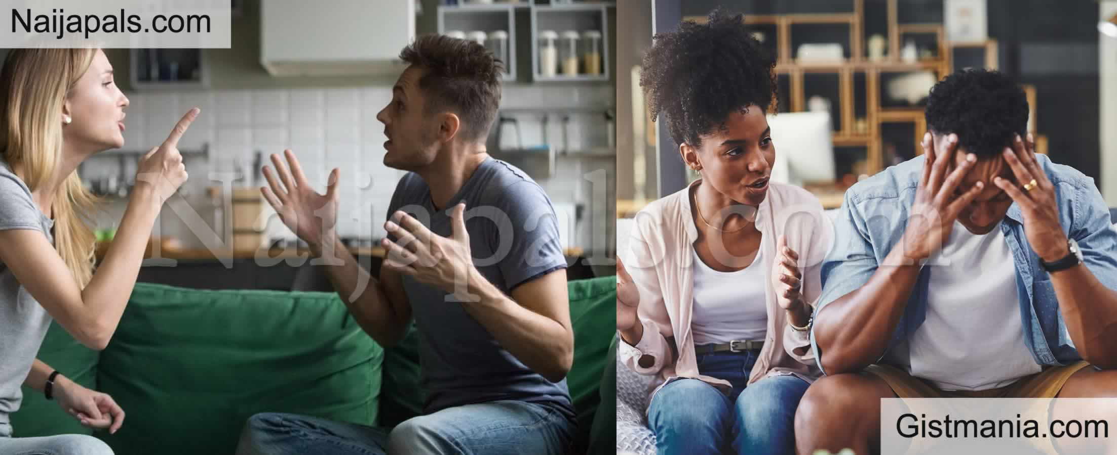 """<img alt='.' class='lazyload' data-src='https://img.gistmania.com/emot/comment.gif' /> <b>""""Your Money Is My Money""""</b> - Man Tells His Girlfriend After Withdrawing 100k From Her Account Without Her Consent (See chat)"""