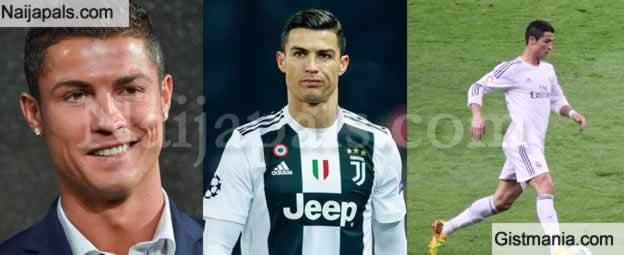 Breaking: Ronaldo's DNA Matches Evidence In Rape Case