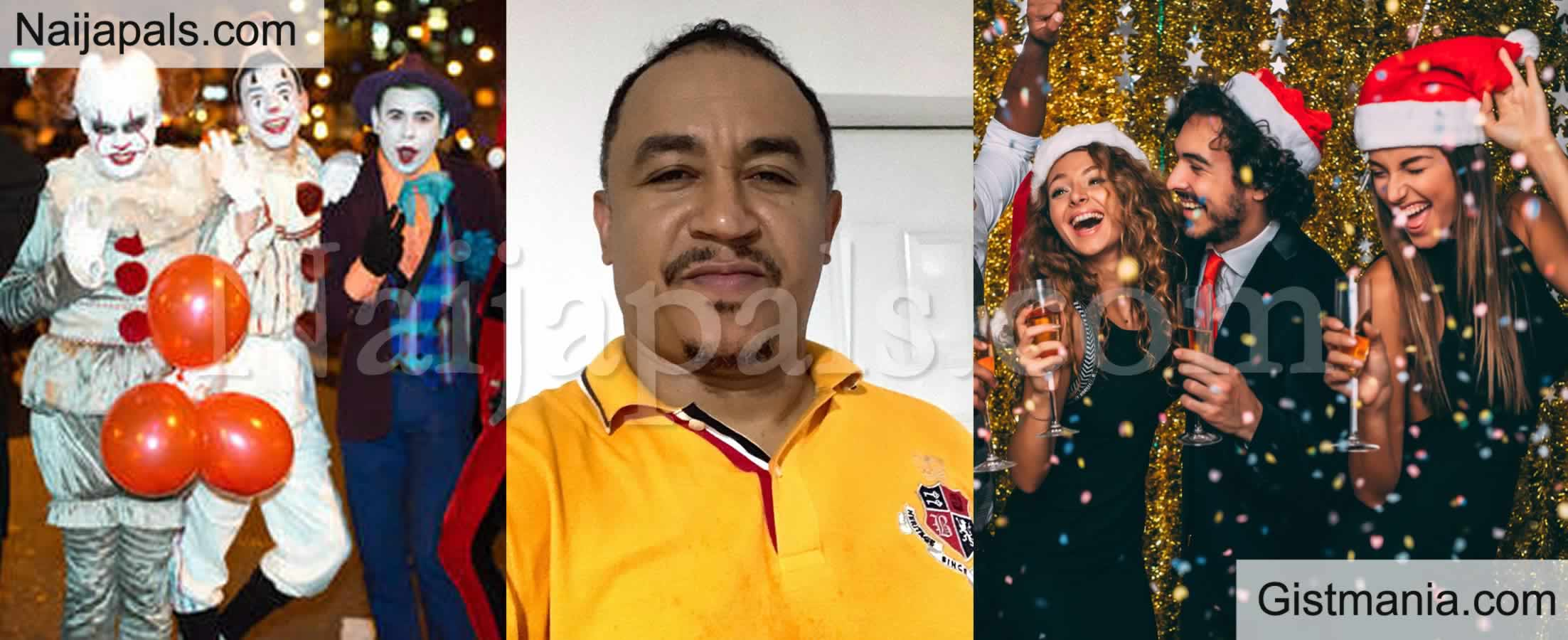"<img alt='.' class='lazyload' data-src='https://img.gistmania.com/emot/comment.gif' /> Controversial OAP, <b>Daddy Freeze Comes For Christians, Says ""Halloween, Christmas And Easter Are All The Same""</b>"