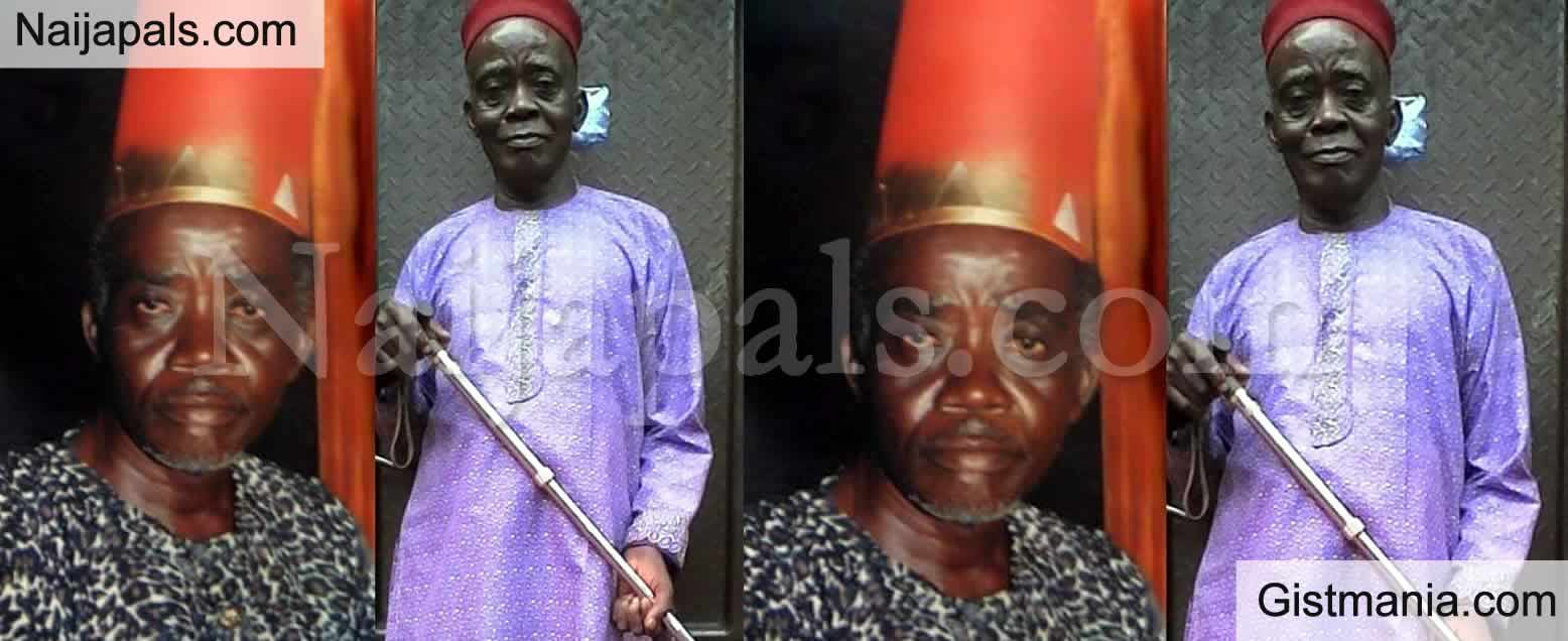 <img alt='.' class='lazyload' data-src='https://img.gistmania.com/emot/photo.png' /> Popular Nollywood Actor, <b>Dan Nkoloagu Dies At 83</b>