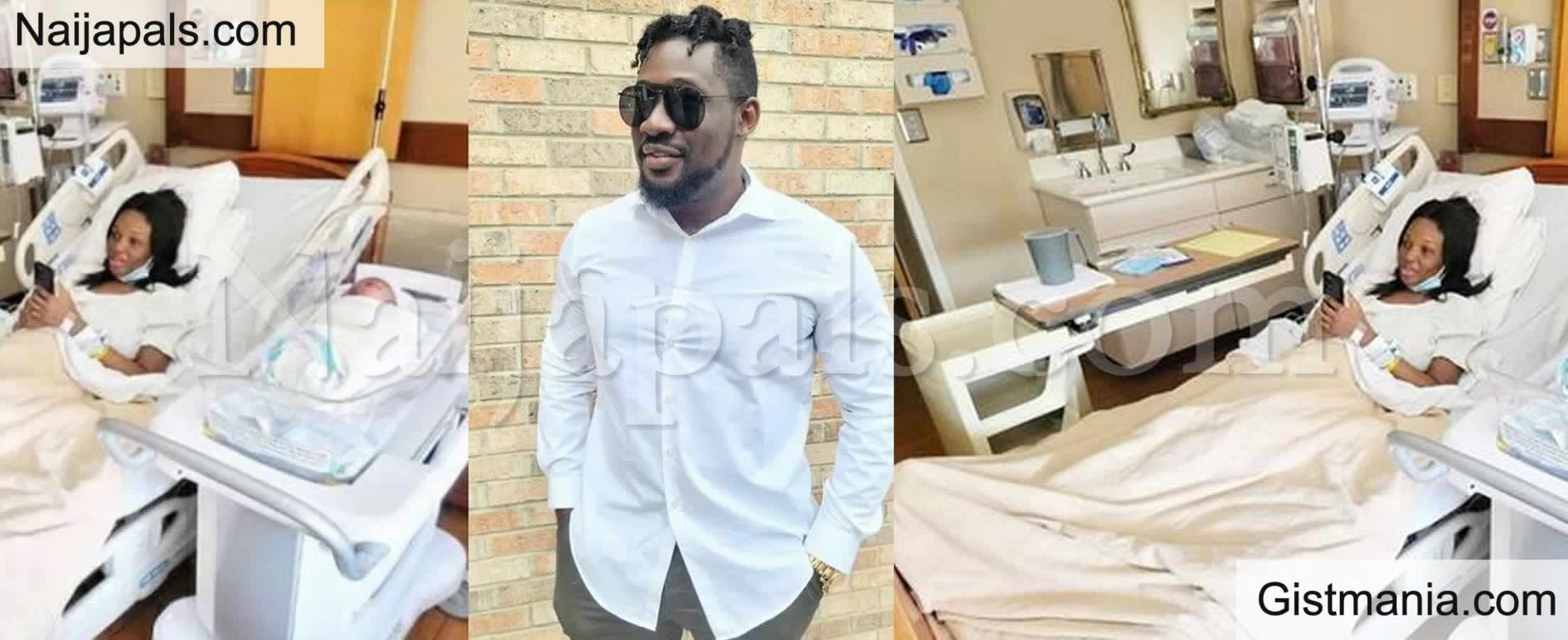 <img alt='.' class='lazyload' data-src='https://img.gistmania.com/emot/dance.gif' /><b>Nigerian Actor, Daniel K Daniel, And Wife Welcome Second Child</b>