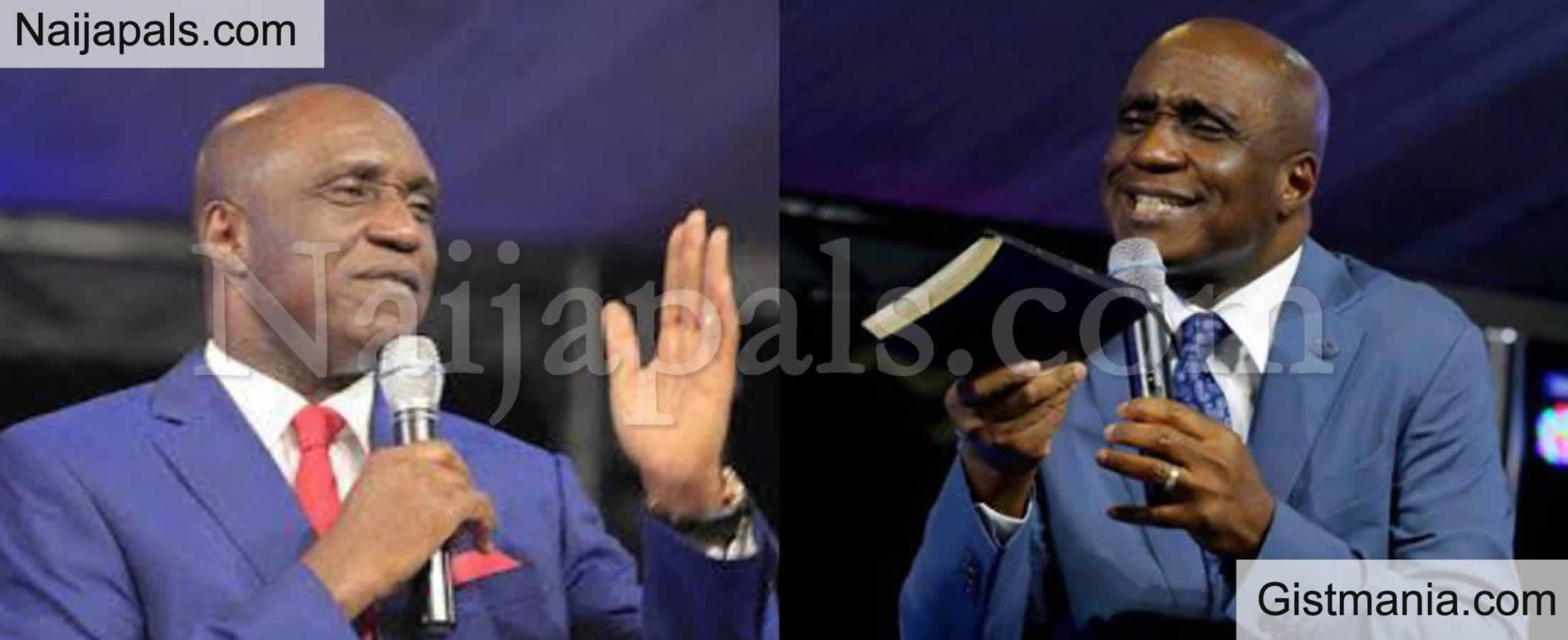 """<img alt='.' class='lazyload' data-src='https://img.gistmania.com/emot/comment.gif' /> <b>""""I Will Be The Greatest And Richest Preacher Of My Time""""</b> — 58-Yr-Old Pastor, David Ibiyeomie"""