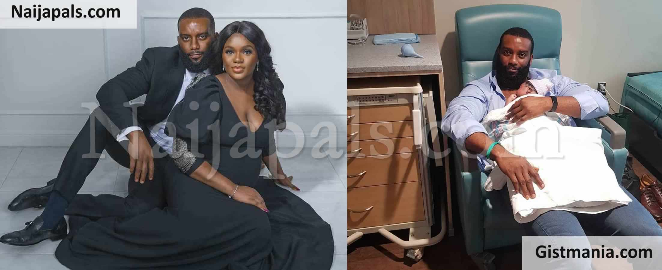 <img alt='.' class='lazyload' data-src='https://img.gistmania.com/emot/photo.png' /> <b>Reality Show, Gulder Ultimate Search Star, Dominic Mudabai & Wife Welcome Baby Boy</b> (Photos)