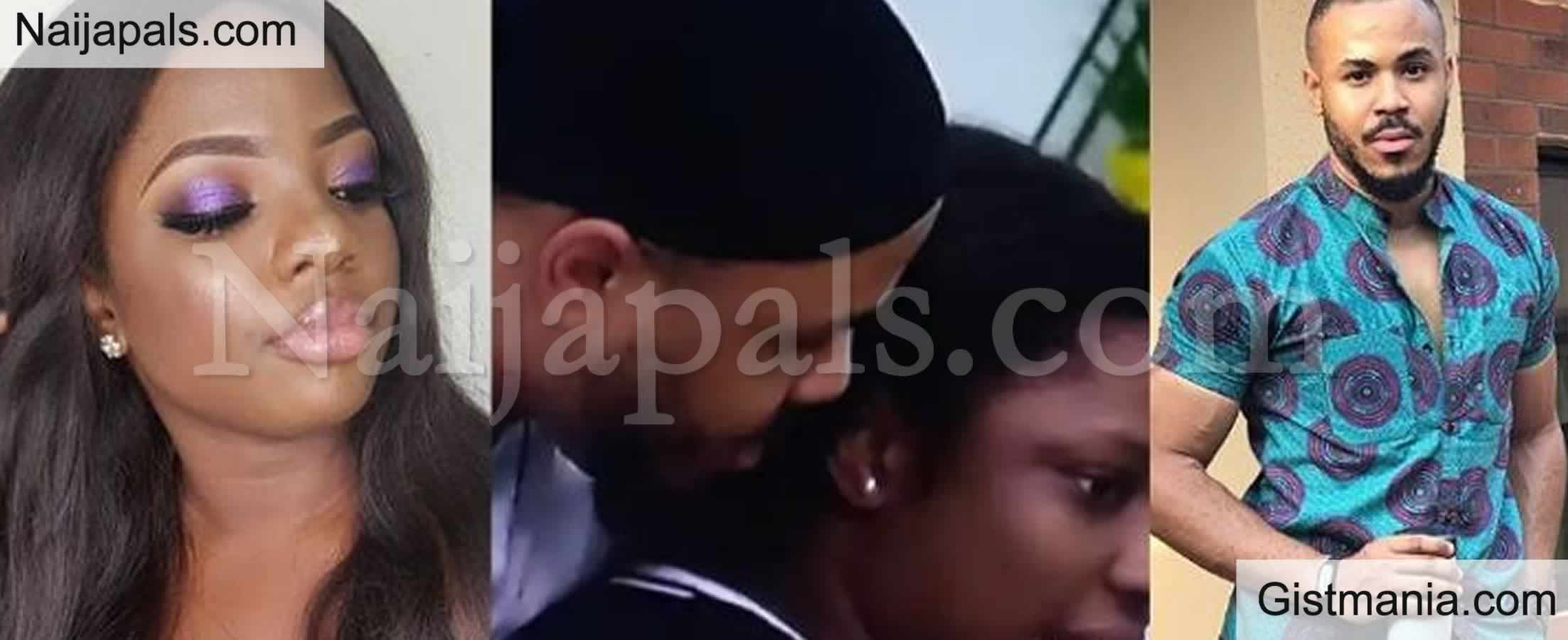 <img alt='.' class='lazyload' data-src='https://img.gistmania.com/emot/video.gif' /> VIDEO: <b>BBNaija's Dorathy Cuts Ties With Her Bestie, Ozo As She Warns Him To Keep His Distance</b>
