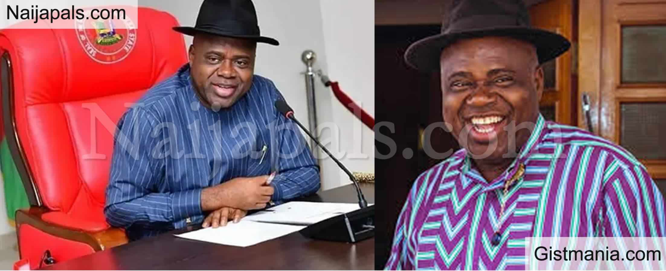 <img alt='.' class='lazyload' data-src='https://img.gistmania.com/emot/news.gif' /> Bayelsa Guber: <b>Tribunal Dismisses AD, UPC Petitions, Affirms Douye Diri's Election As Governor</b>