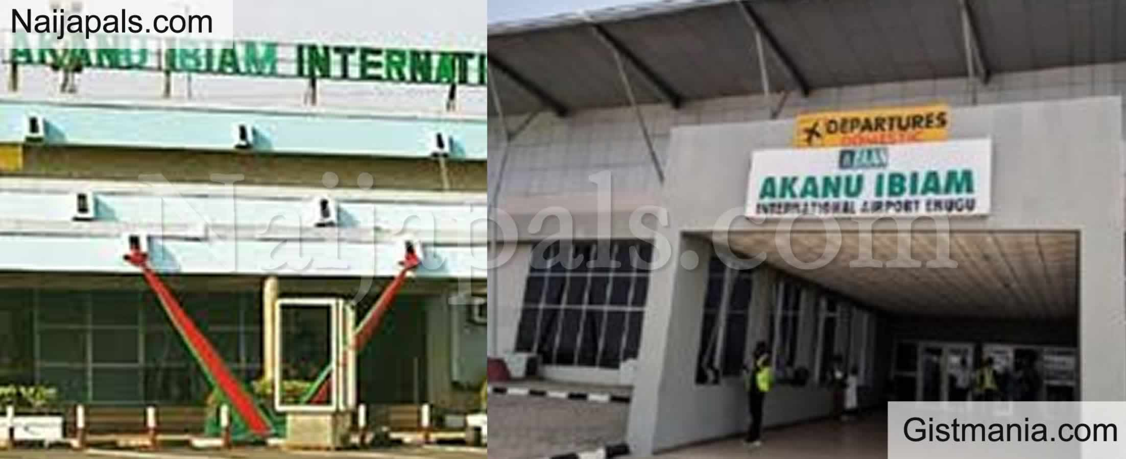 <img alt='.' class='lazyload' data-src='https://img.gistmania.com/emot/news.gif' /> UPDATE: <b>Enugu Airport Stakeholders Jubilate During The Arrival Of Another Airline </b>