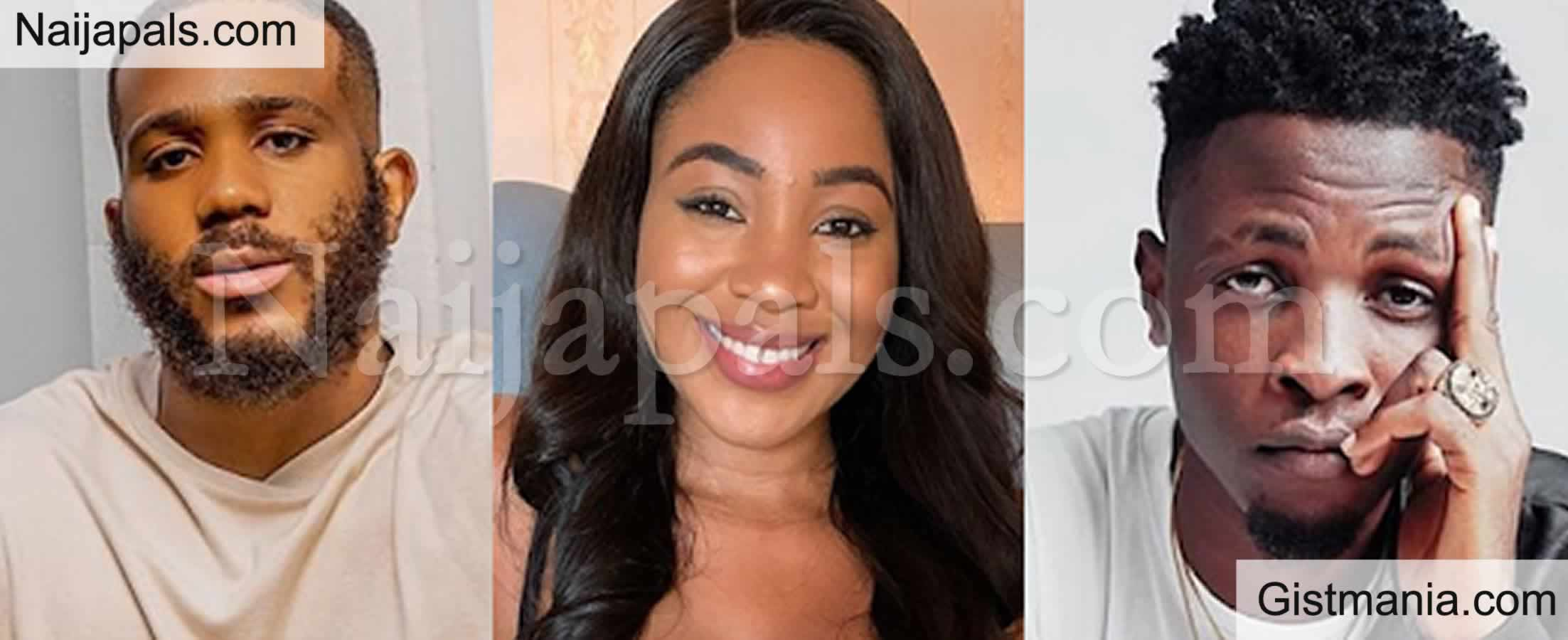 <img alt='.' class='lazyload' data-src='https://img.gistmania.com/emot/comment.gif' /> #BBNaijaLockdown: <b>Erica Snubs Laycon, Picks Kiddwaya As Her Deputy Head Of House</b>