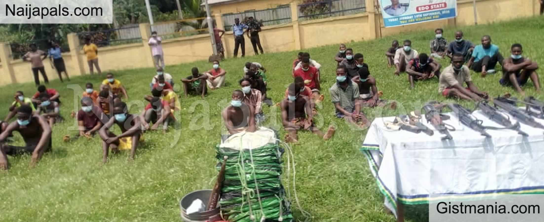 <img alt='.' class='lazyload' data-src='https://img.gistmania.com/emot/news.gif' /> <b>10 Prisoners Who Escaped From Edo Prison Re-Arrested For Robbery And Attempted Murder</b>