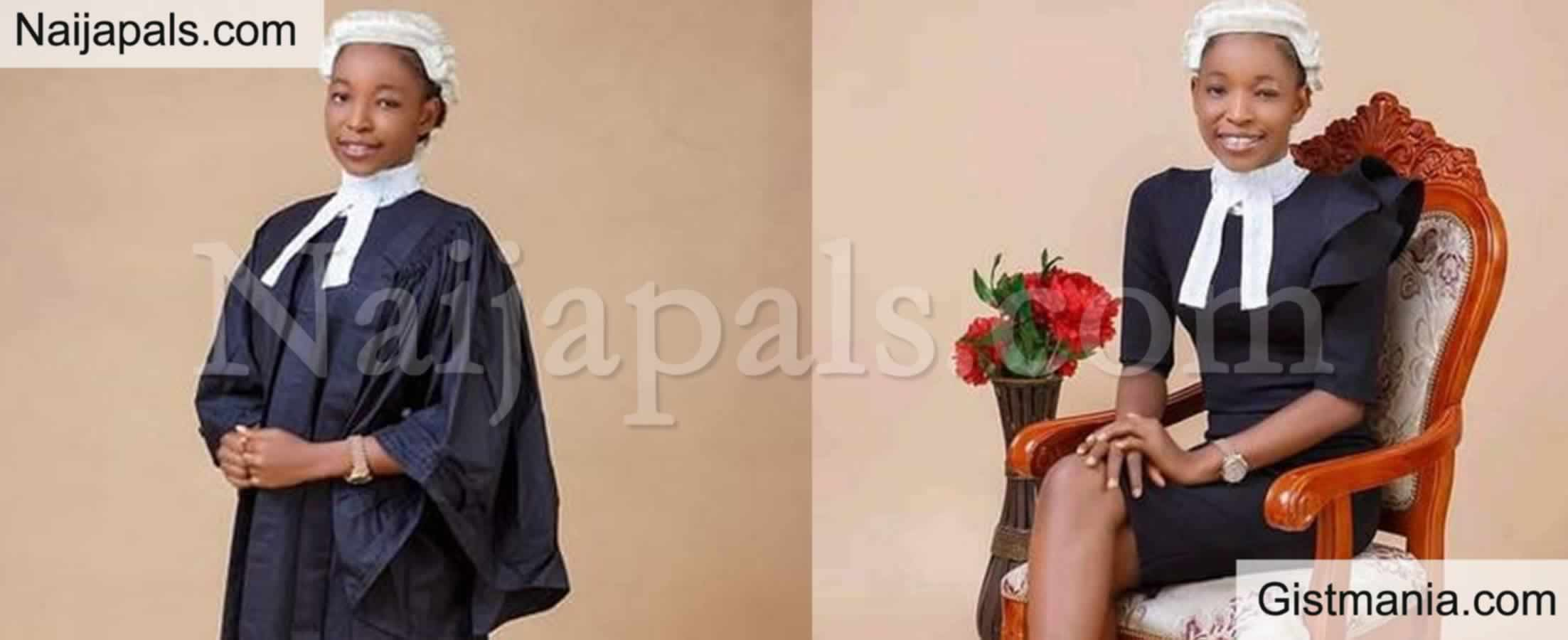 <img alt='.' class='lazyload' data-src='https://img.gistmania.com/emot/thumbs_up.gif' /> <b>Lady Denied Admission Into Nigerian University For Being Too Young Gets Called To The Bar At 20</b>