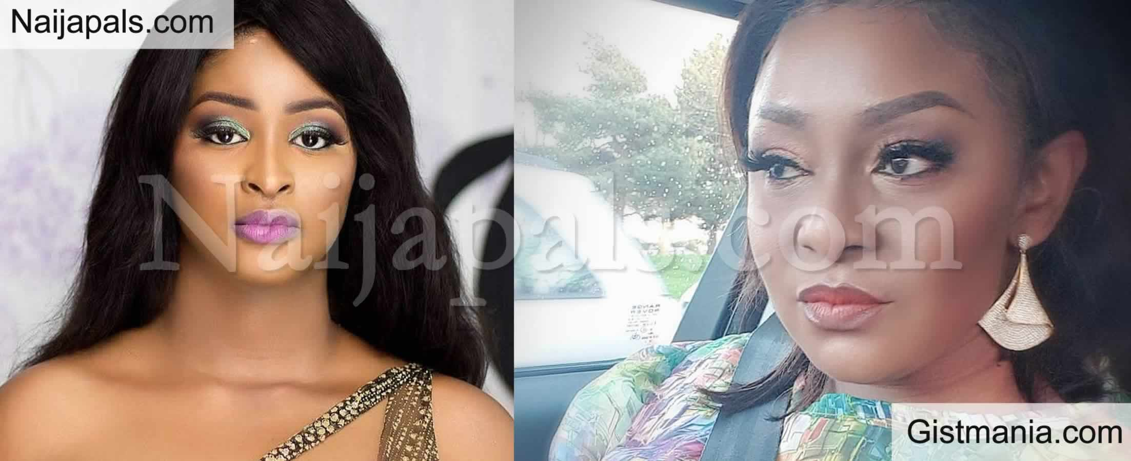 <img alt='.' class='lazyload' data-src='https://img.gistmania.com/emot/smh.gif' /><b>'Never Mock A Pain You Have Not Experienced'</b> - Victoria Inyama Shades Etinosa Idemudia Over Marriage Crash