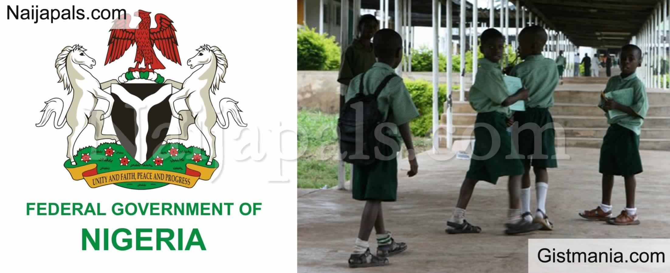 "<img alt='.' class='lazyload' data-src='https://img.gistmania.com/emot/comment.gif' /> <b>""Don't Send Your Children To School Now If You're Not Sure Of Their Safety""</b>  – Federal Govt Tells Parents"