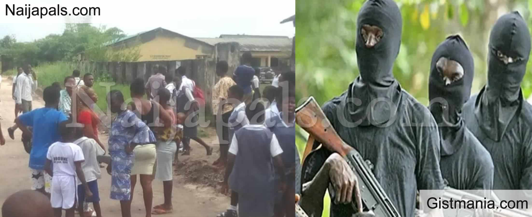 <img alt='.' class='lazyload' data-src='https://img.gistmania.com/emot/news.gif' /> <b>Gunmen Kidnap Hundreds of Girls From Government Girls Secondary School, Zamfara</b>