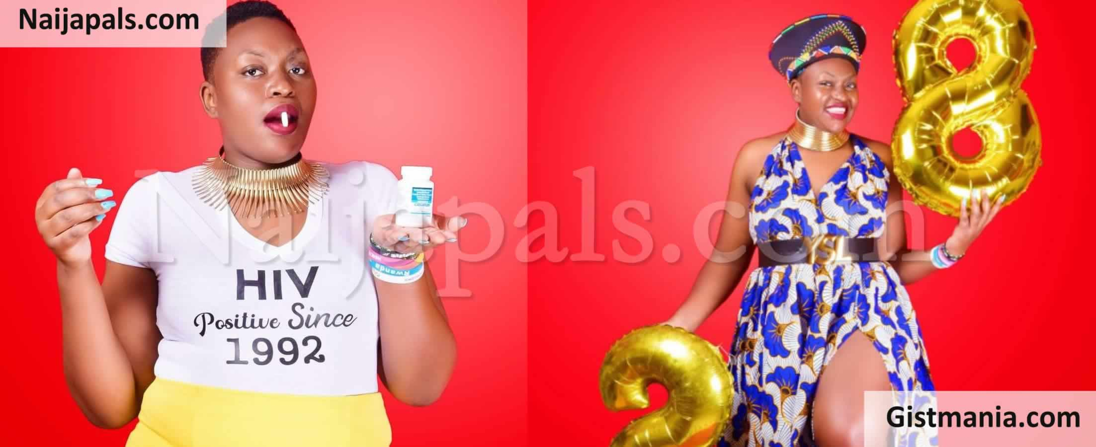 <img alt='.' class='lazyload' data-src='https://img.gistmania.com/emot/photo.png' /> <b>Lady, Doreen Moraa Moracha Celebrates 28 Years Of Living With HIV With Adorable Photos</b>
