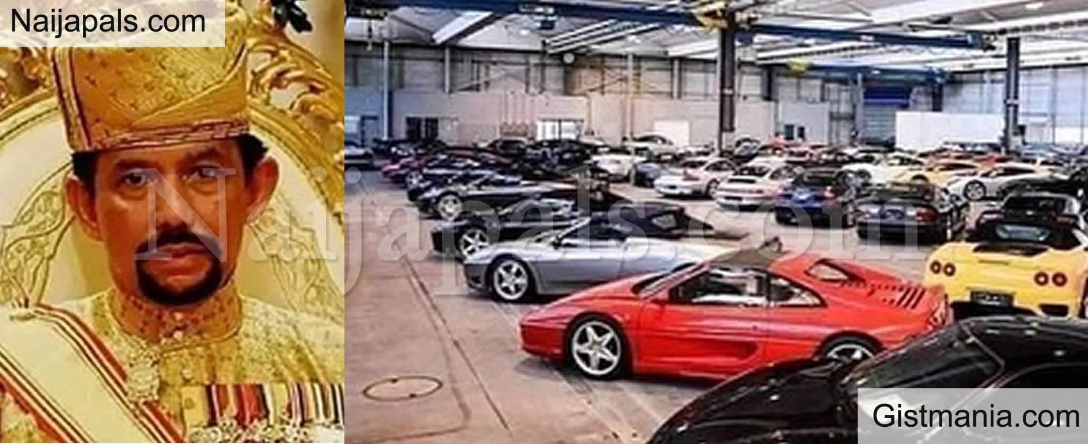 <img alt='.' class='lazyload' data-src='https://img.gistmania.com/emot/thumbs_up.gif' /> <b>Meet Hassanai Bolkiah, The Man With Seven Thousand Private Cars Including 604 Rolls Royce</b>