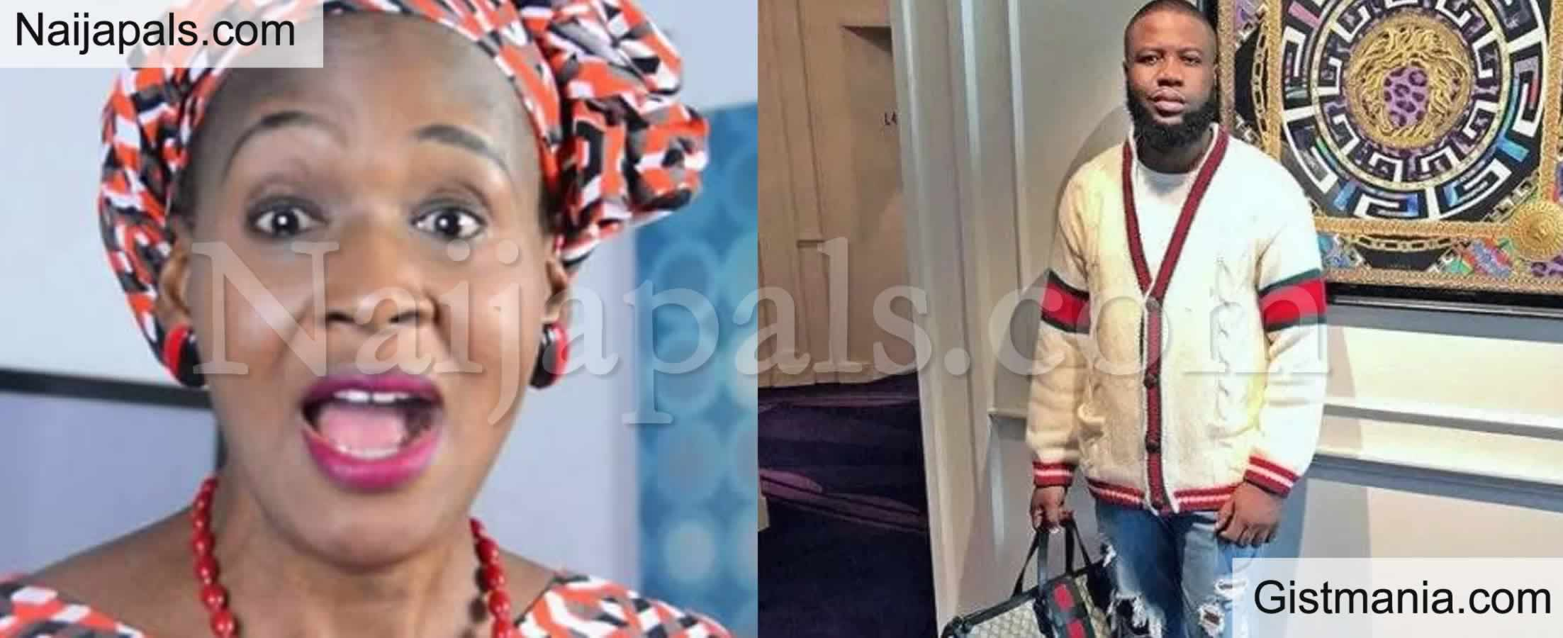 <img alt='.' class='lazyload' data-src='https://img.gistmania.com/emot/shocked.gif' /> <b>Controversial Journalist, Kemi Olulonyo Claims Hushpuppi Test Positive To Covid 19 In Prison</b>