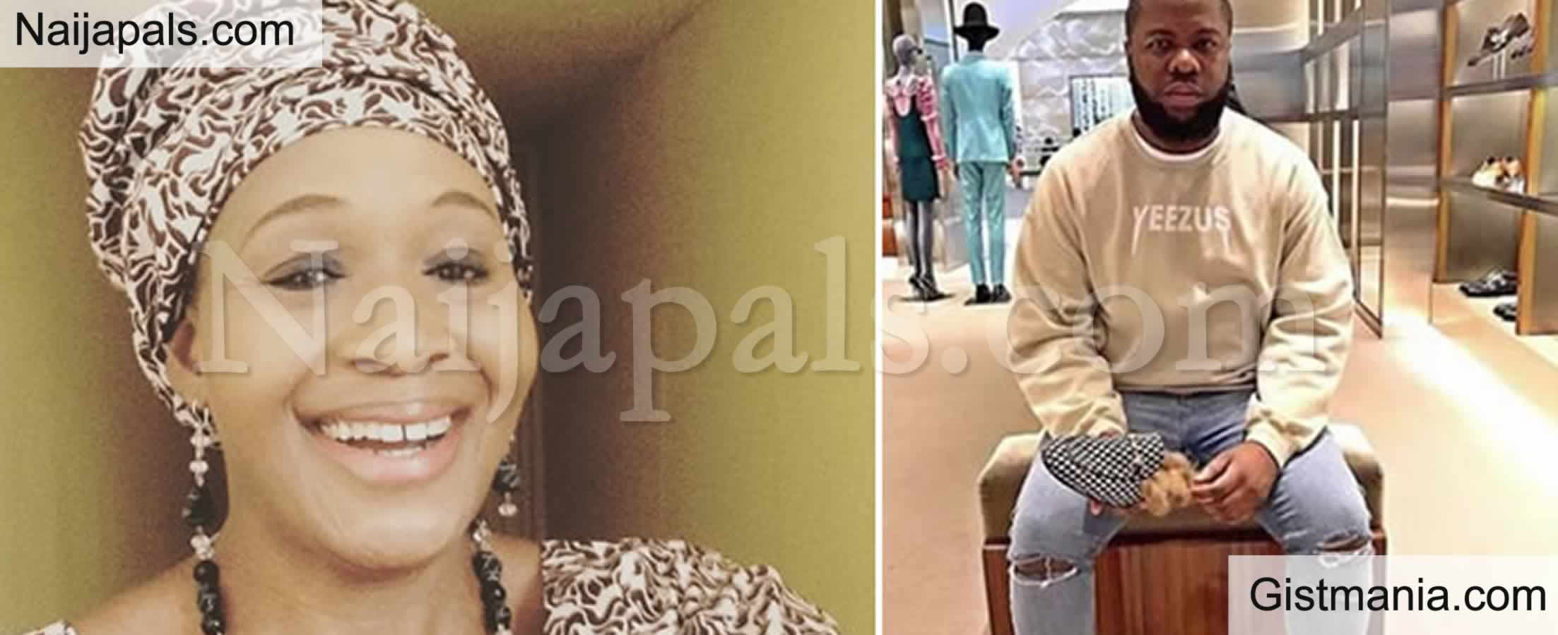 "<img alt='.' class='lazyload' data-src='https://img.gistmania.com/emot/comment.gif' /> <b>""Hushpuppi Refused To Pay 'Mere' N3,500 Hospital Bill To Save His Sister's Life""</b> - Kemi Olunloyo Claims"