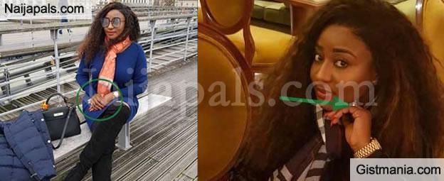 Naijapals Is Actress Ini Edo Engaged Again See Photos