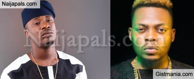 OLIC5: Singer, Jaywon Reacts After He Was Bounced From Olamide's