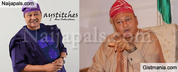 "<img alt='.' class='lazyload' data-src='https://img.gistmania.com/emot/comment.gif' /> <b>""I Didn't Intentionally Marry Four Wives. It Was God's Design""</b>  — Veteran Actor, Jide Kosoko"