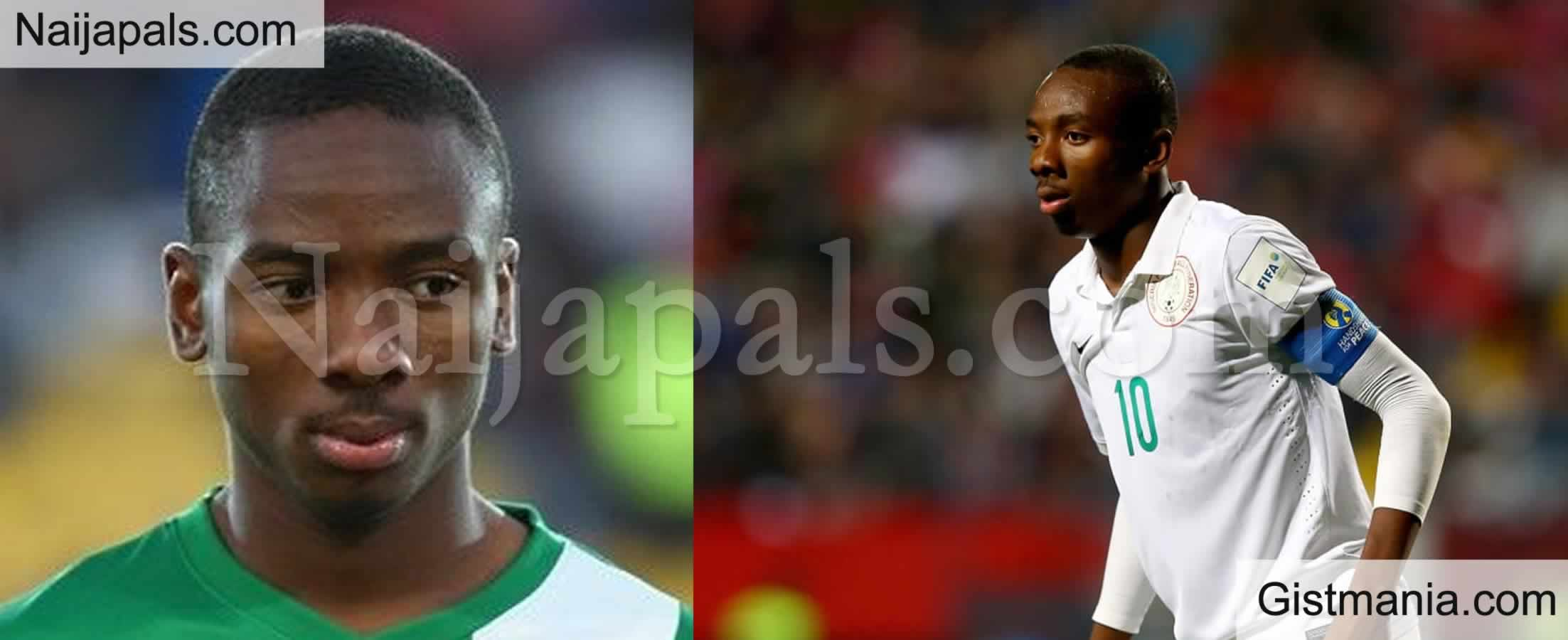 "<img alt='.' class='lazyload' data-src='https://img.gistmania.com/emot/photo.png' /><b>Nobody Knows Tomorrow""- Footballer, Kelechi Nwakali As He Shares Throwback Photo</b>"