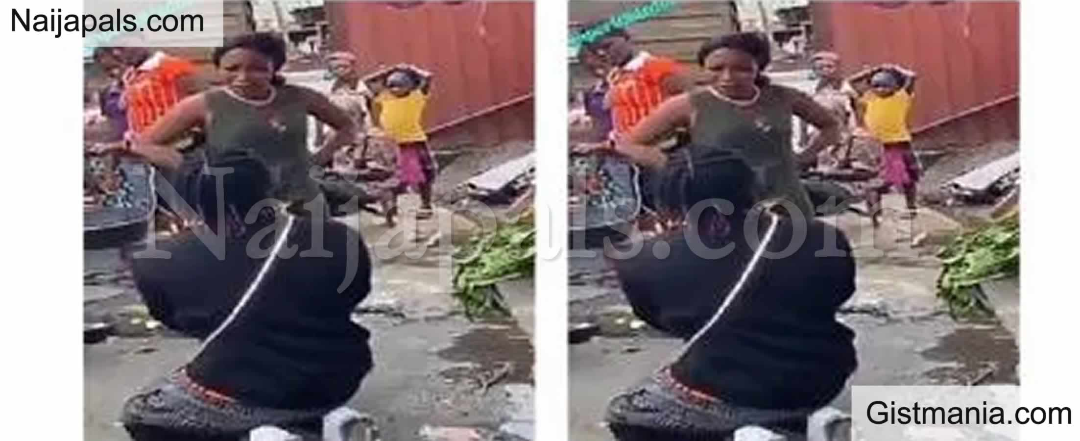 <img alt='.' class='lazyload' data-src='https://img.gistmania.com/emot/video.gif' /> <b>Nigerian Lady Refuses Her Boyfriend's Marriage Proposal Because He Proposed At The Market Place</b> (WATCH)