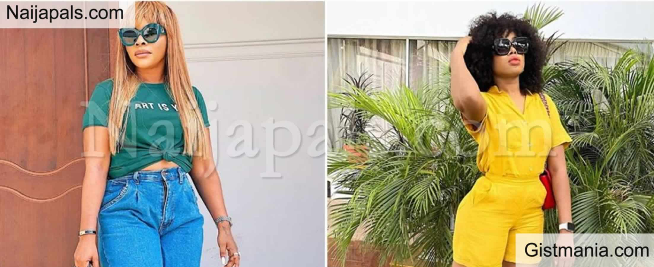 """<img alt='.' class='lazyload' data-src='https://img.gistmania.com/emot/comment.gif' /><b> """"Don't Turn Marriage Into a Business, Let Side-chics Be""""</b> Princess Onyejekwe Warns Laura Ikeji"""