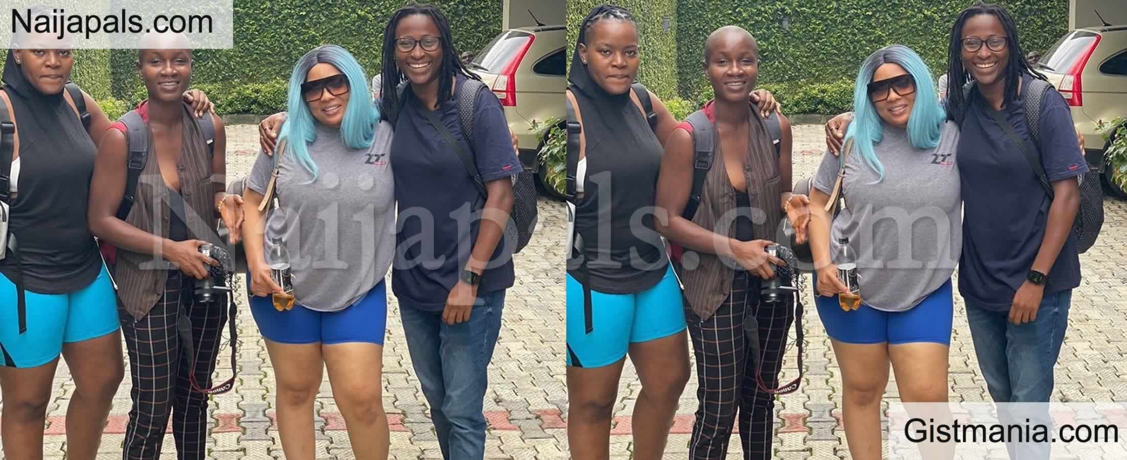 <img alt='.' class='lazyload' data-src='https://img.gistmania.com/emot/photo.png' /> PHOTO - <b>Bold Nigerian Lesbian Couples Share Their Loved-Up Photo On Social Media</b>
