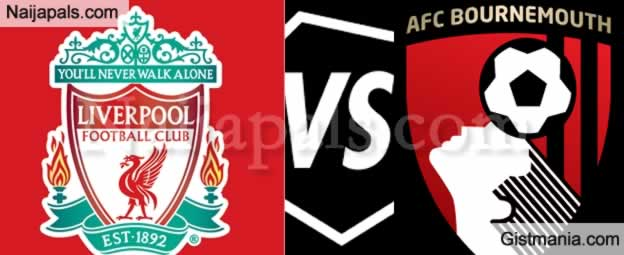 34b95008f Liverpool FC Vs AFC Bournemouth  Premier League Match