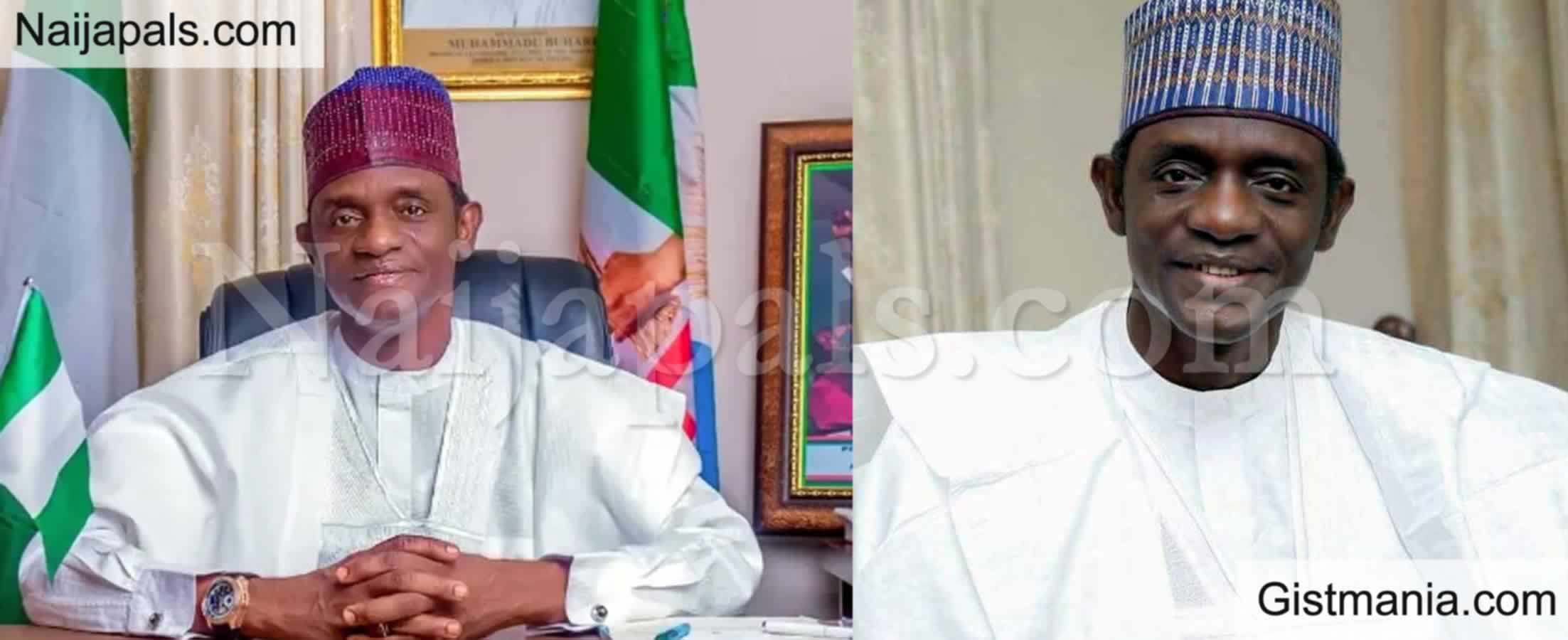 "<img alt='.' class='lazyload' data-src='https://img.gistmania.com/emot/photo.png' /> <b>""I Spend Three Days a Month In Yobe"" - Governor Mai Mala Buni Slam Critics</b>"