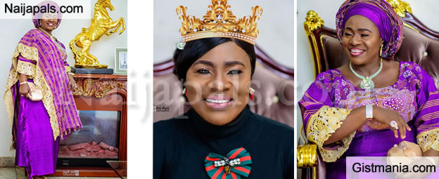 Wow! Veteran Actress, Mama Rainbow Releases Adorable Photos As She Celebrates Her 77th Birthday