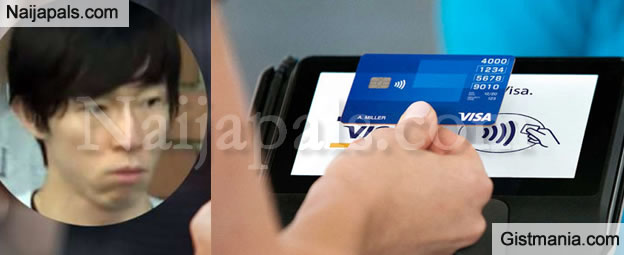 Japanese Man In Trouble For Memorizing Over 1,300 Customers' Credit Card Info, Using It Online