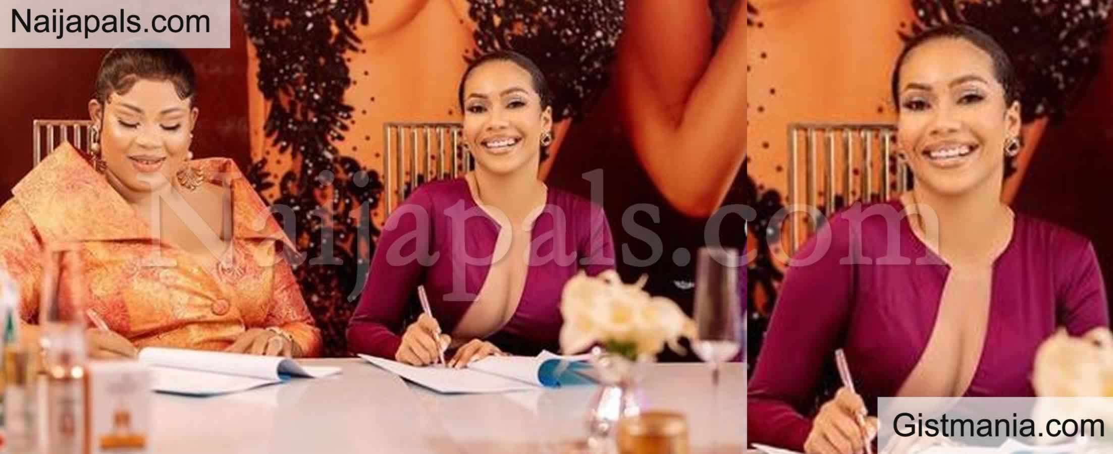 <img alt='.' class='lazyload' data-src='https://img.gistmania.com/emot/video.gif' /> VIDEO: <b>BBNaija's Maria Rejects Money And Gifts From Fans That Came to See Her in Ghana</b>