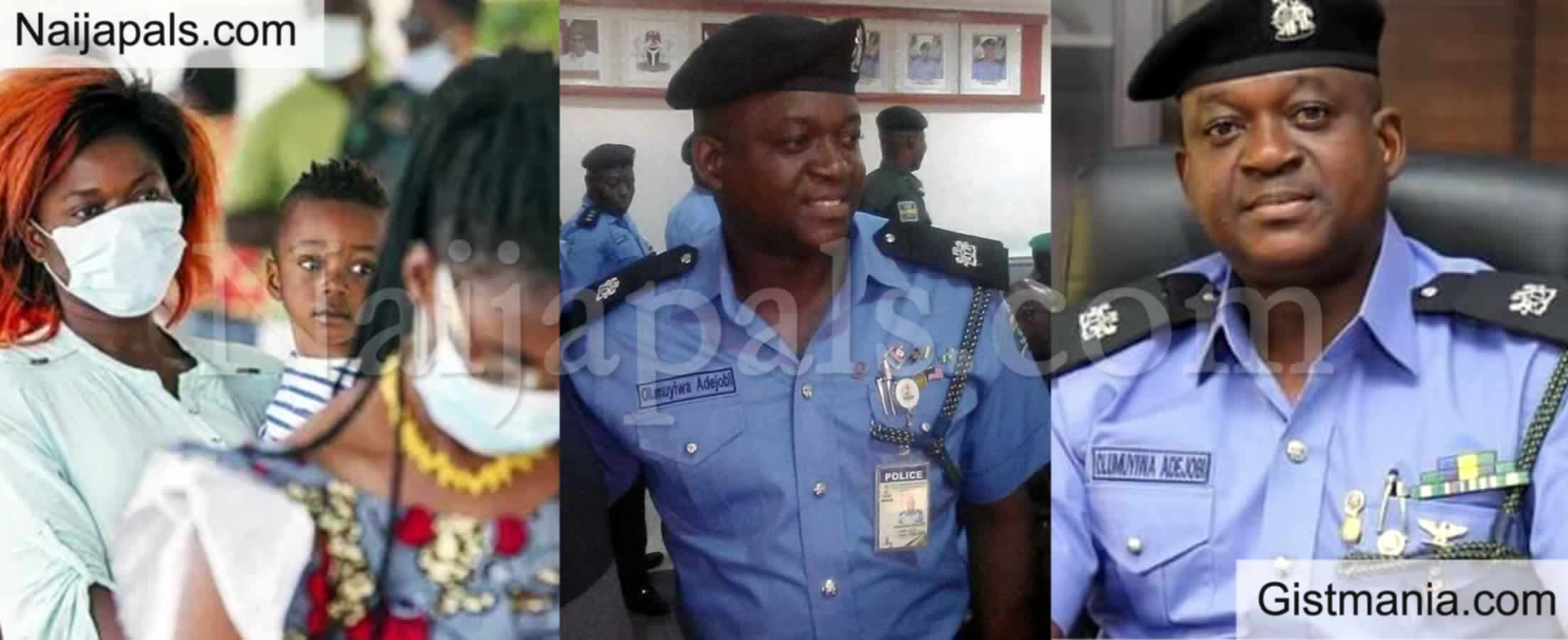 <img alt='.' class='lazyload' data-src='https://img.gistmania.com/emot/photo.png' /> Newly Appointed, <b>PPRO Of Police, Muyiwa Adejobi Accused Of Paternity Fraud By Girlfriend</b>