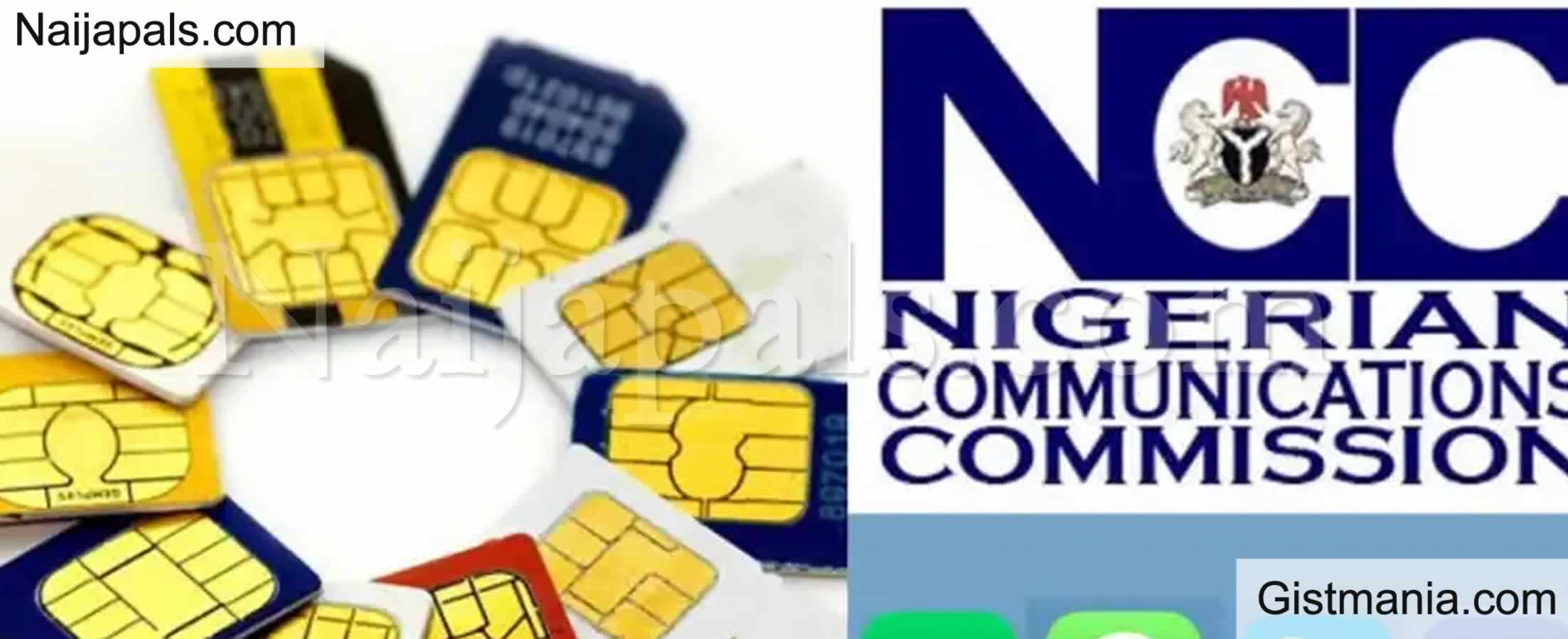 <img alt='.' class='lazyload' data-src='https://img.gistmania.com/emot/comment.gif' /><b>Don't Allow Your NIN Be Linked To Another Person's SIM – NCC Warns Nigerians</b>