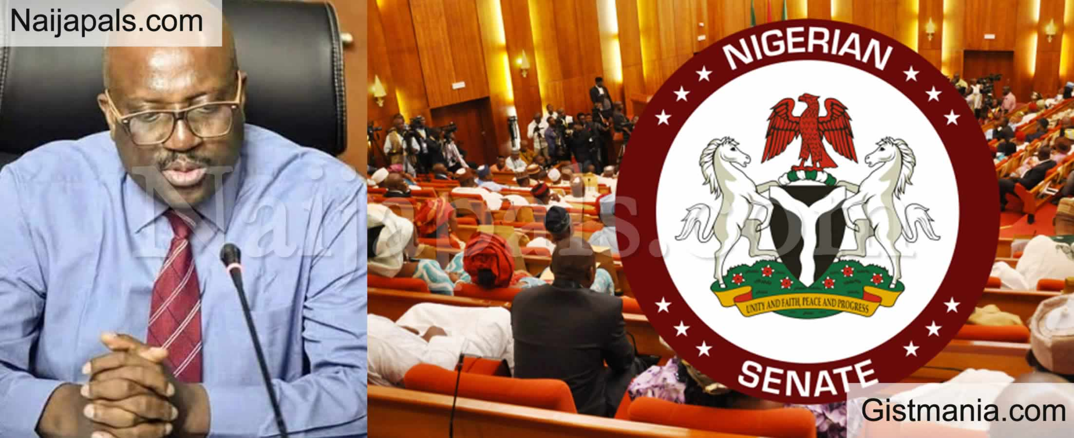 "<img alt='.' class='lazyload' data-src='https://img.gistmania.com/emot/comment.gif' /> #COVID-19 Relief Funds: <b>""We Used N1.5Bn To Take Care Of Ourselves""</b> — NDDC Boss Confesses To Senate"