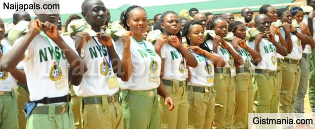 <img alt='.' class='lazyload' data-src='https://img.gistmania.com/emot/comment.gif' /> <b>Have Skill, Depending On Your Certificates Can't Help - Benue Coordinator Of NYSC To Corps Members</b>