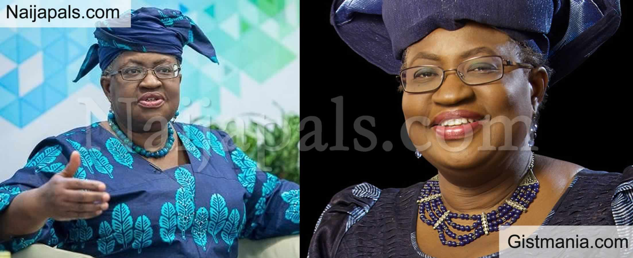 "<img alt='.' class='lazyload' data-src='https://img.gistmania.com/emot/comment.gif' /> <b>""Yesterday Scavengers Are Today's Saints""</b> – Ngozi Okonjo Says As She Shades Present Administration"