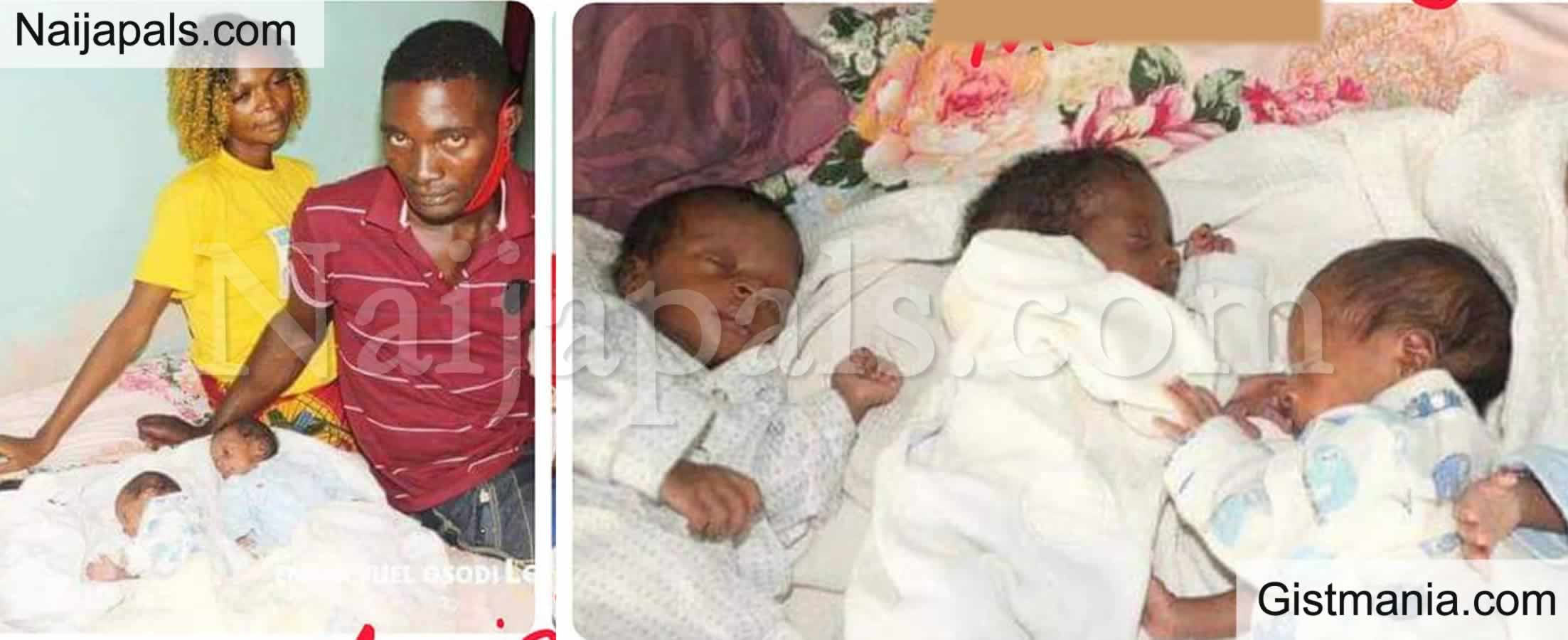 <img alt='.' class='lazyload' data-src='https://img.gistmania.com/emot/comment.gif' /> <b>Father-Of-Six Disappears After Hearing His Wife Gives Birth To Set Of Quadruplets</b>