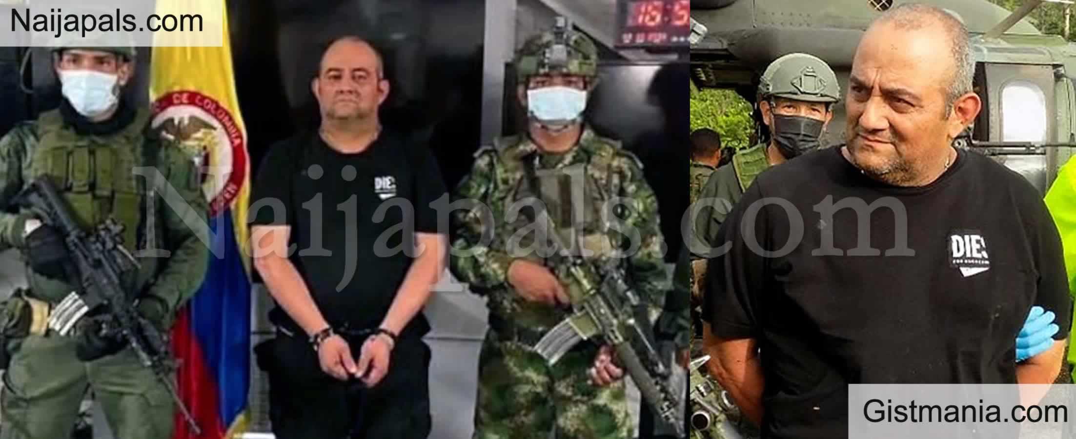 <img alt='.' class='lazyload' data-src='https://img.gistmania.com/emot/news.gif' /> <b>How Colombia's Most Wanted Drug Lord, Dairo Antonio Úsuga a.k.a Otoniel Was Captured</b>
