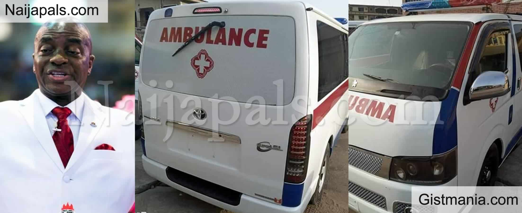<img alt='.' class='lazyload' data-src='https://img.gistmania.com/emot/comment.gif' /> Show Us Evidence - <b>Man Challenges Bishop Oyedepo After Claiming He Healed A COVID-19 Patient</b>