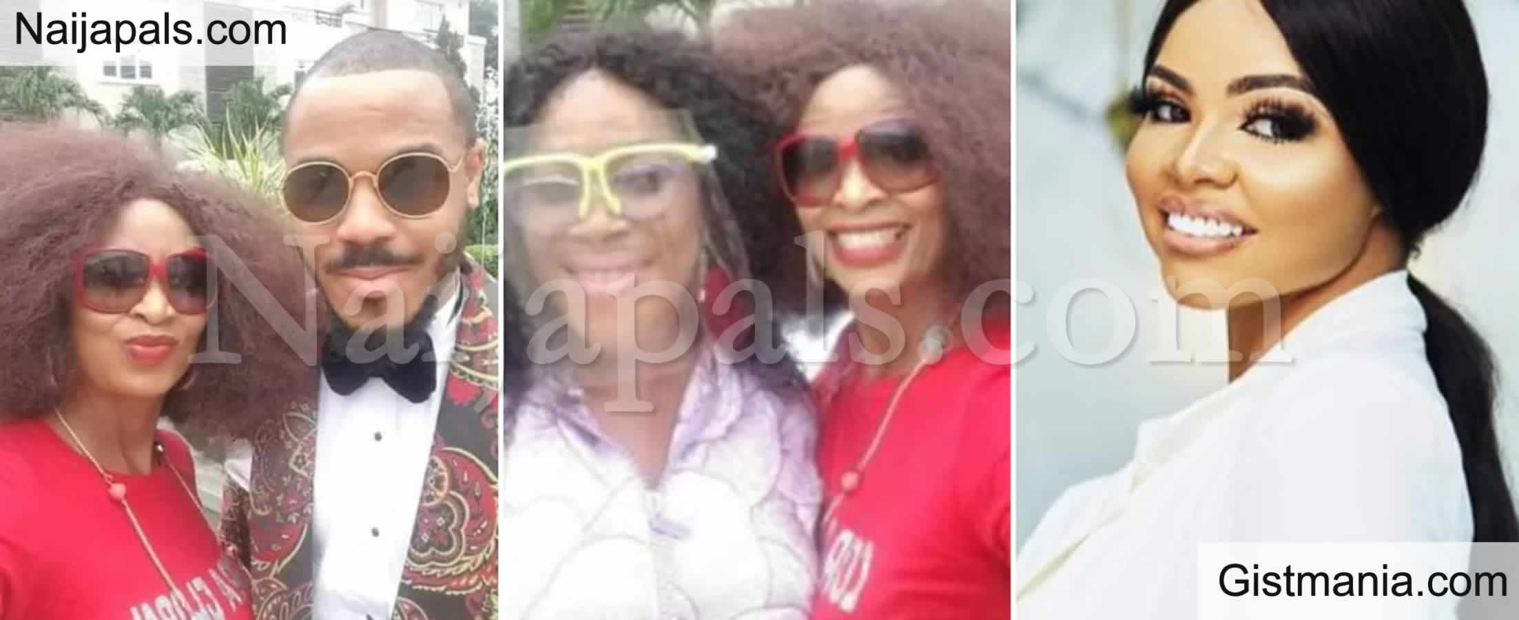 <img alt='.' class='lazyload' data-src='https://img.gistmania.com/emot/photo.png' /> #BBNaija2020: <b>Nengi's Aunt And Ozo's Mother Spotted Together</b> (Photos)
