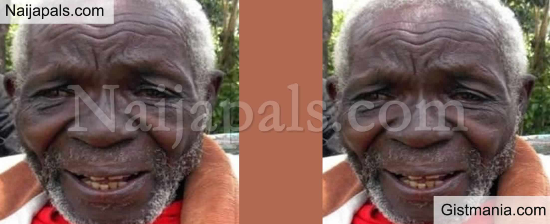 <img alt='.' class='lazyload' data-src='https://img.gistmania.com/emot/shocked.gif' /> Say What? <b>Man Who Returned Home After 47 Years Is Disappointed His Two Wives Remarried</b>