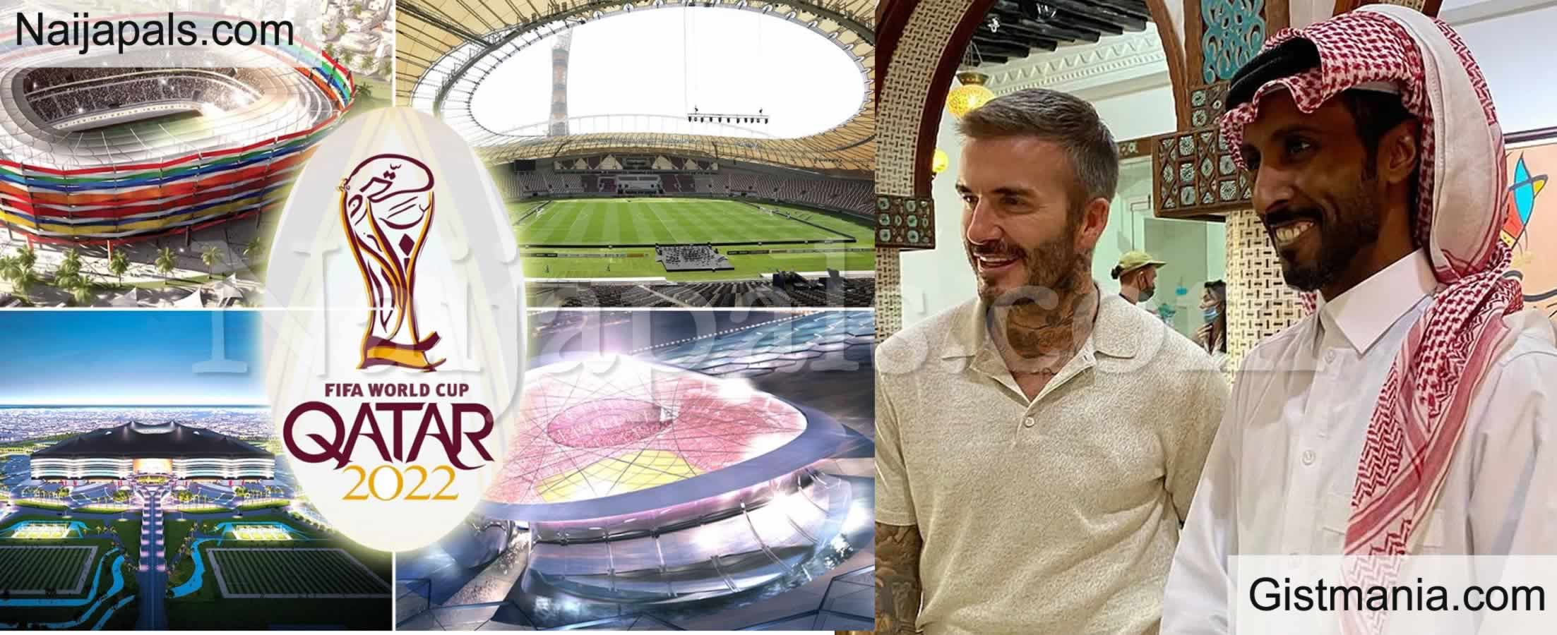 <img alt='.' class='lazyload' data-src='https://img.gistmania.com/emot/soccer.gif' /> <b>David Beckham To Become Face Of Qatar 2022 FIFA World Cup After Signing A Deal Of £150m</b>