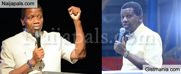 "<img alt='.' class='lazyload' data-src='https://img.gistmania.com/emot/comment.gif' /><b> ""The World May End Before Next RCCG Convention""</b> – Pastor Enoch Adeboye"