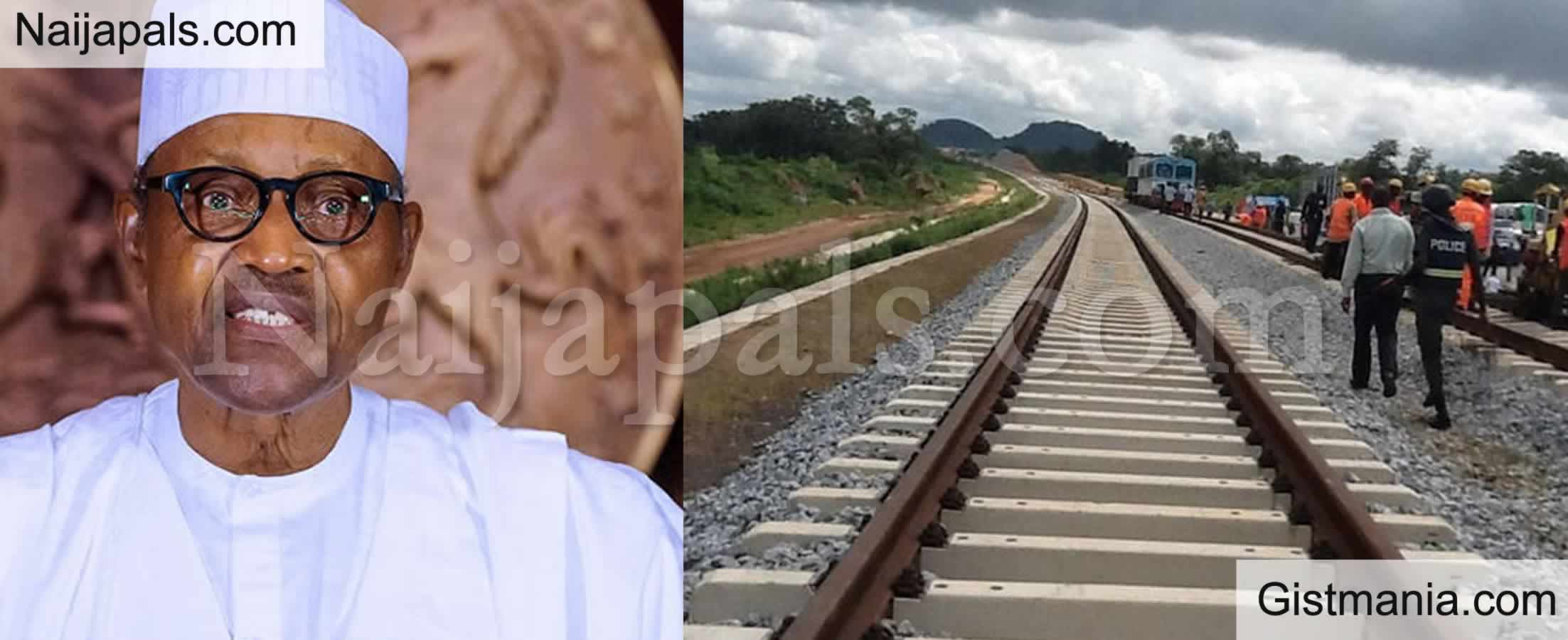 <img alt='.' class='lazyload' data-src='https://img.gistmania.com/emot/news.gif' /> <b>Buhari Govt Approves $1.9bn Rail Line To Niger Republic</b>