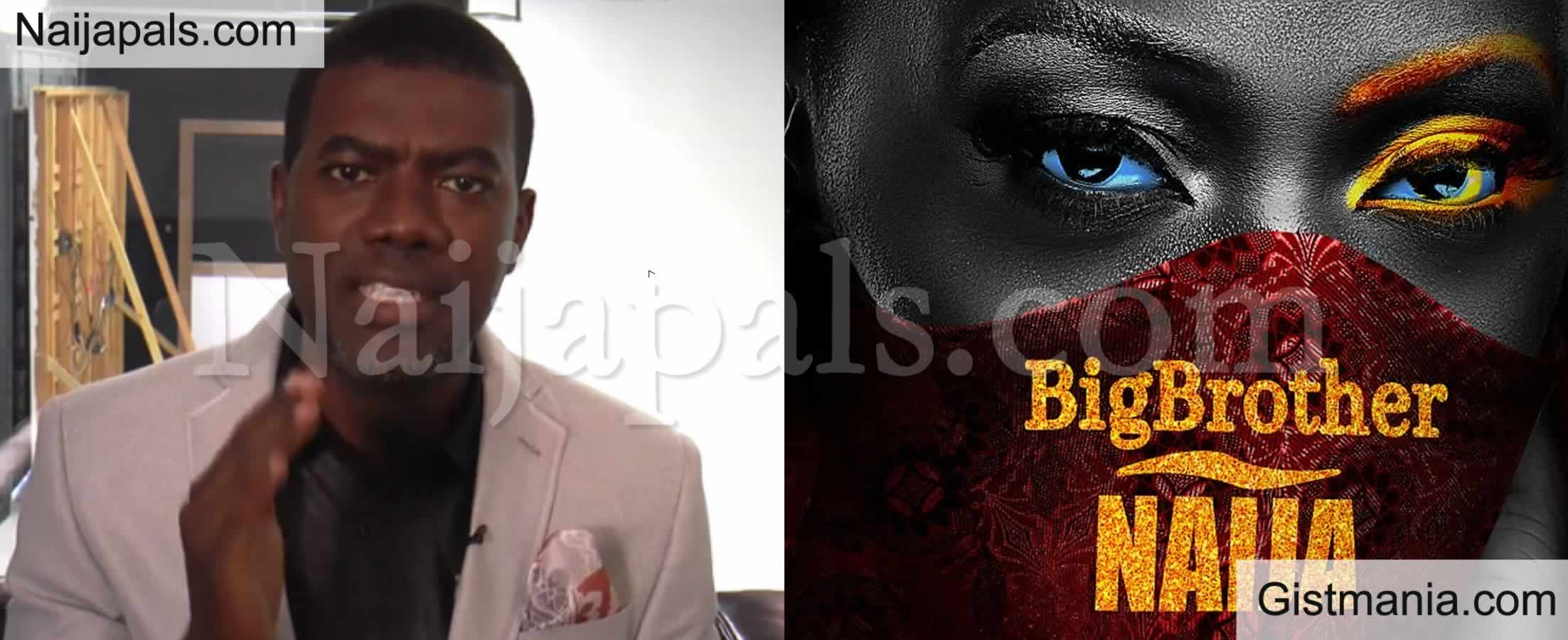 "<img alt='.' class='lazyload' data-src='https://img.gistmania.com/emot/comment.gif' /> <b>""Name One Moral Lesson You Have Learnt From Big Brother Naija""</b> - Reno Omokri Attacks Nigerians Again"